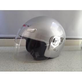 Casco De Moto Semi Integral. Tallas L Y Xl Con Detalles