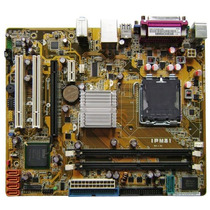 Kit Placa Mãe Asus Ipm31 G31 Drr2 +prossesador 3.0 +2g Memo