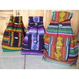 Mochilas Artesanales Tipo Backpack Artesanias