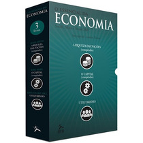 Box O Essencial Da Economia 3 Livros O Capital Utilitarismo