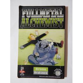 Mangá - Fullmetal Alchemist Nº16