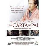 Uma Carta Ao Pai - Dvd - Gospel - Graça Filmes Original