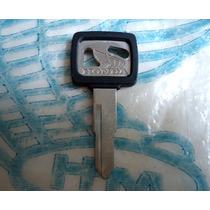Chave De Ignição Virgem Cb 400 Cb 450 - Mod. Original Honda
