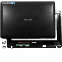 Carcaça A + Touch Netbook Asus X102ba - Preto (5144)