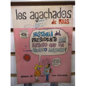 Comic Los Agachados De Rius 17 Editorial Posada