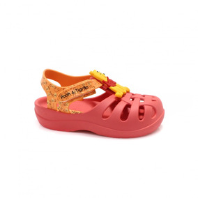 Babuche Personagens Pooh Disney Estilo Croc | Zariff