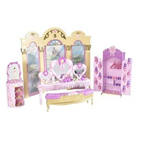 Juguete Barbie Y Las 12 Princesas Bailarinas Princesa Vanid