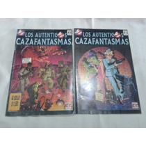 Comics De Los Cazafantasmas Ed. Perfil 1992