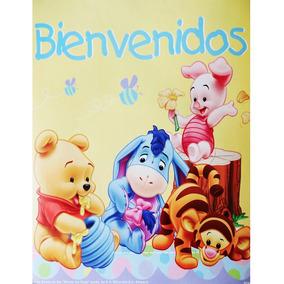 Winnie Pooh Baby Cotillón Kit 20 Nenes