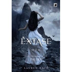 Êxtase - Série Fallen Volume 4 Lauren Kate Livro