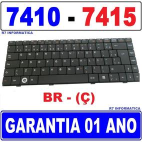 Teclado Itautec Infoway W7410 W7415 V092305bk1 Br A01 (ç)