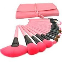 Brochas 24 Piezas Make Up For You Originales Envio Gratis!!