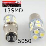 Lampara 2 Polos 13 Smd 24 V Led 5050 Alta Lumino Camion-cole