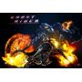 Hot Toys Ghost Rider Motoqueiro Fantasma