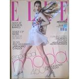 Revista Elle Especial Moda Verano 2014 Miley Cyrus
