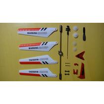 Kit De 20 Peças Para Helicóptero Syma S105g S107 S107c