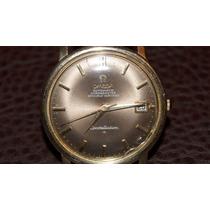 Reloj Omega Constellation Oro Y Acero Automatico Cal 564