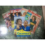 Boca - Campeon Torneos Afa Y Copas Varias - 1990 A 2016