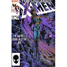 X-men #198 Out De 1985 Marvel 9.4 (importado)