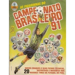 Figurinhas Campeonato Brasileiro 90 91 92 93 94 Album