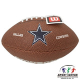 Bola Wilson Futebol Americano Nfl Dallas Cowboys - Original