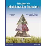 Libro: Principios De Administración Financiera - Pdf