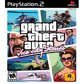 Gta Vice City Stories Patch Para Ps2 Desbloqueado