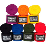 Vendas Boxeo. Elasticas. 4,57 Mts. Marca Ring To Cage