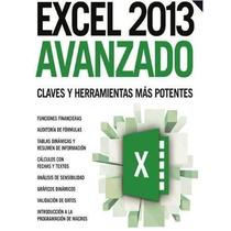 Excel Avanzado 2013 Completo Computación