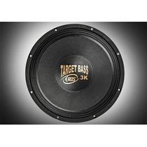 Alto Falante Eros15 Pol Target Bass 3.0 K 1500w Rms Black