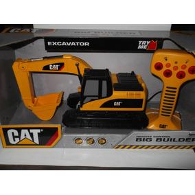 Excabadora Cat Carro Maquinaria Electronico Toystate Dist0