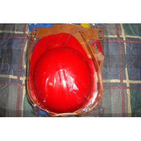 Casco Con Herramientas Y Cinturon Juguete Didactico Niños