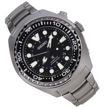 Relogio Seiko Sun019p1 Prospex Kinetic Gmt Diver Automatico
