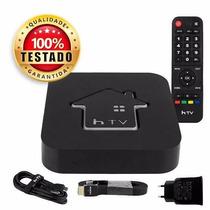 Hbox Tv Receptor Fta Iptv Wifi Canais D Filmes Futebol