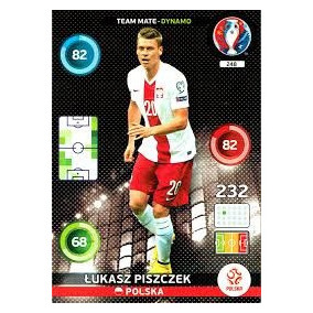 Lote 40 Cards Adrenalyn Euro 2016 - Team Mate