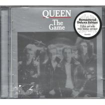 Cd Duplo Queen The Game (remaster Deluxe Edition)*lacrado