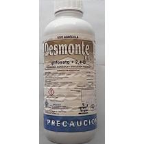Desmonte Plus Herbicida Glifosato + 2,4- D Amina