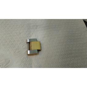 Elo Do Rolex Aço E Ouro
