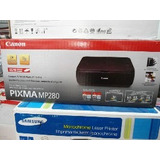 Canon Pixma Mp280 (nueva Y Sellada)