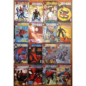 Coleção Do Homem-aranha Da Editora Panini