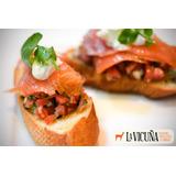 Catering Lunch - Finger Food - Cazuelas - Eventos. La Vicuña