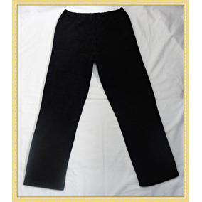 Pantalón Calza Gorditas Corderoy Elastizado Talle Grande 4xl