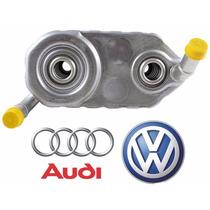 Radiador Resfriador Oleo Cambio Audi A3 Golf Bora Passat 01m