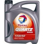 Aceite Total Quartz 5000 Mineral 15w40 Ideal Gnc 4lt Z.norte