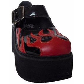 06c7ba0ac Sapato Boneca Preto Tamanho 35 Vilela Boots Feminino - Sapatos no ...