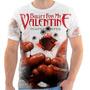 Camisa Camiseta Bullet From My Valentine 3 Frete Grátis