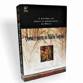 Quem É Quem Na Bíblia Sagrada - Livro