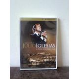 Dvd Julio Iglesias - A Time For Romance (lacrado)