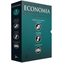 Box O Essencial Da Economia (3 Livros) #