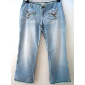 Linda Calça Jeans Original Tommy Hilfigher Inglaterra-tam 42